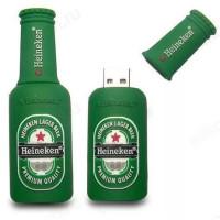 Память USB 32 GB UD-702 бутылка Haineken