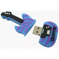 Память USB 32 GB UD-716 гитара