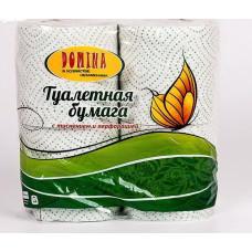 Бумага туалетная DOMINA 2сл (4рул)