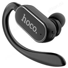 Гарнитура Bluetooth HOCO E26 Plus Черная/110