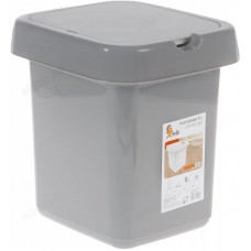 Ведро для мусора 9л Квадра SV4042
