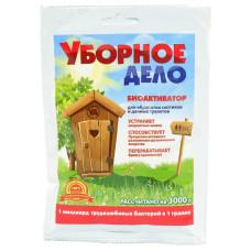 Биопрепарат УБОРНОЕ ДЕЛО для туалетов 75г