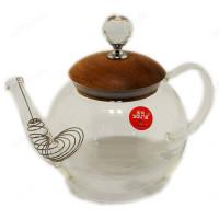 чайник заварочный стекло BTP11-800 0.8л шар