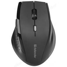 Мышь Defender беспр Accura MM-365 черн