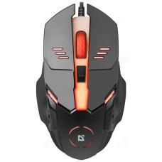 Мышь Defender провод Ultra Gloss MB-490 USB