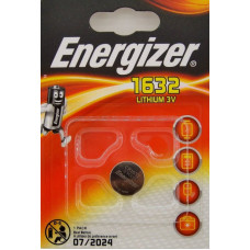 Батарейка Energizer 1632 BL-1