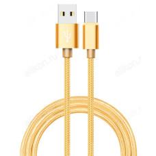 Кабель USB Type-C 3.1 - USB А 3.0, 1,8 м (шт/шт) Атом