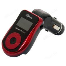 Модулятор RITMIX FMT-A720 с дисплеем, USB,microSD +пульт