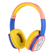 Наушники HARPER KIDS HN-302 Orange-Blue