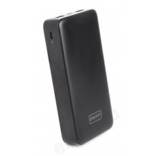 Power Bank [ATOM PL20L-V1], 18Вт, 20000мАч, 2*USB-A, Type-C in/out, QC3.0, PD3.0, LED