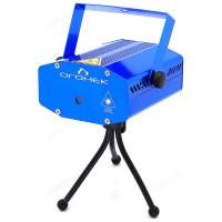 световая установка Огонек OG-LDS05 Синяя