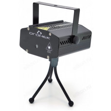 Световая установка Огонек OG-LDS06 черная