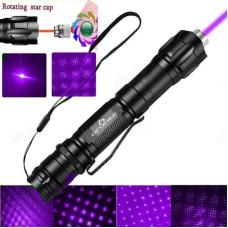 Лазер Огонек OG-LDS22 Фиолетовый ручной