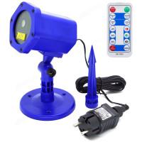 световая установка Огонек OG-LDS08 Синяя
