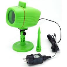 Световая установка Огонек OG-LDS10 Зеленая