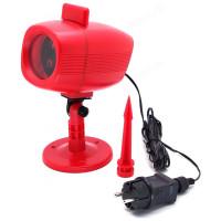световая установка Огонек OG-LDS10 Красная