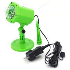 Световая установка Огонек OG-LDS11 Зеленая