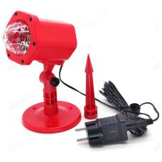 Световая установка Огонек OG-LDS11 Красная