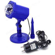 Световая установка Огонек OG-LDS11 Синяя