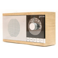 """Радиоприемник """"БЗРП РП-325"""", FM 88-108Мгц, бат.4*R14,шайба"""