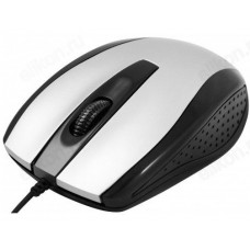 Мышь Defender провод Optimum MM-140 USB S(Серебро) 2кн+кл 800dpi