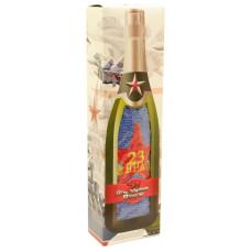 Полотенце махровое 30*60см Бутылка