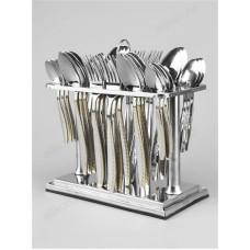Набор столовых приборов MGFR 36 шт в чемодане