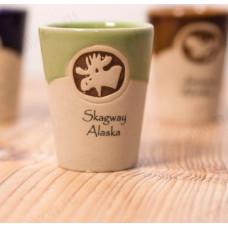 Рюмка керам VC-004/012/076 Alaska 120мЛ