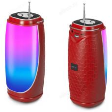 Акустика Bluetooth 10W Орбита OT-SPB124 Красная