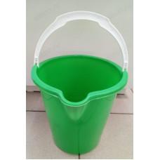 Ведро пластик 8л с носиком