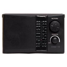 """Радиоприемник """"Эфир-12"""", FM 64-108МГц, бат. 2*R20, 220V"""