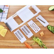 Тёрка для корейской моркови 4 насадки