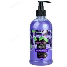 Крем-мыло увлажняющее Аура 500мл 3180