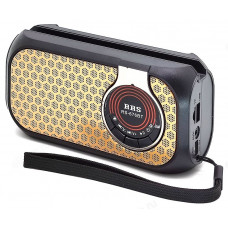 Радиоприёмник RRS RS-676BT (USB,Bluetooth)
