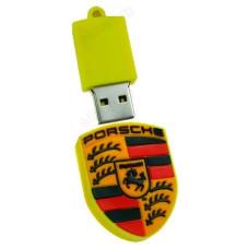 Память USB 32GB Орбита OT-MRF43 (Брелок Porche)
