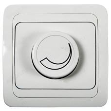 Светорегулятор диммер IN HOME 2111 600Вт CLASSICO, белый