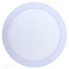 Светильник светодиодный NRLP-eco 18Вт 230В 4000К 1260Лм 225мм IP40 IN HOME, накладной круглый, белый