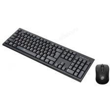 Клавиатура+мышь OKLICK 630M USB, черный
