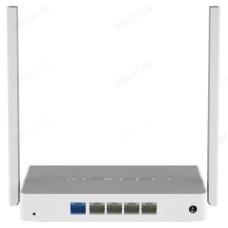 Роутер беспроводной Keenetic Omni N300 10/100BASE-TX/4G ready белый OMNI