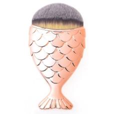 Кисть для макияжа рыбка 9см