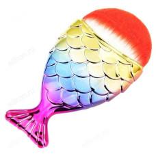 Кисть для макияжа рыбка 10см