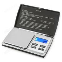 Весы электронные ювелирные DS08-200K (30043)