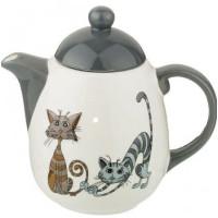 чайник заварочный Озорные коты 1л 188-178