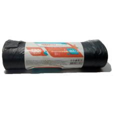 Мешки для мусора БИО 120л/10шт чёрные 201-005