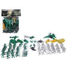 Игрушка набор солдатиков 100 шт 296-061