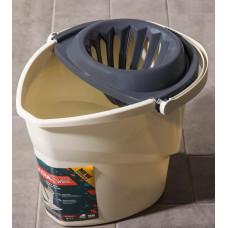 Ведро для мытья полов 12л EXTRA-Shine 5000 арт400-501