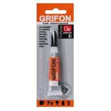 Клей GRIFON 3гр 469-046 / 010-001
