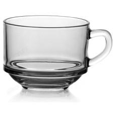 Кружка для супа стекло 55303SLBТ ШЕФС 625мм