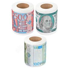 Сувенир Туалетная бумага 585-019