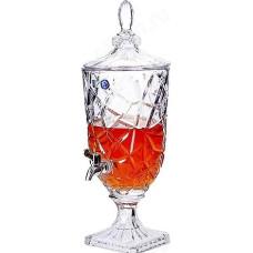 Диспенсер для напитков Лимонадница с краном 3л 588-293